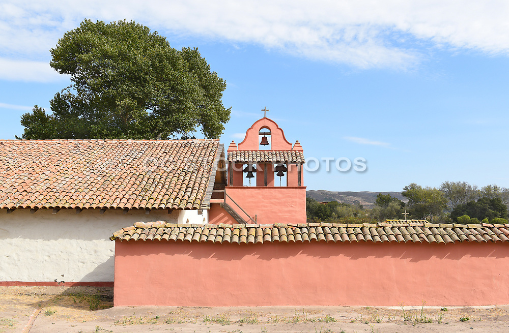 La Purisima Mission Bell Tower