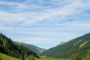 Austria, Tyrol, Hohe Tauern National Park Grossglockner High Alpine Road