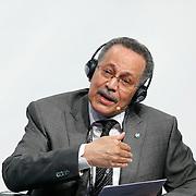 20160615 - Brussels , Belgium - 2016 June 15th - European Development Days - Post-Cotonou Debate - Patrick Ignatius Gomes , Secretary General , ACP Group © European Union