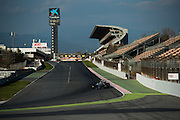 March 3, 2017: Circuit de Catalunya.  Sergio Perez (MEX), Sahara Force India, VJM10
