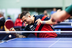 BAYLEY William John (GBR) during 16th Slovenia Open - Thermana Lasko 2019 Table Tennis for the Disabled, Day 2,  on May 9th, 2019 in Dvorana Tri Lilije, Lasko, Slovenia. Photo by Grega Valancic / Sportida