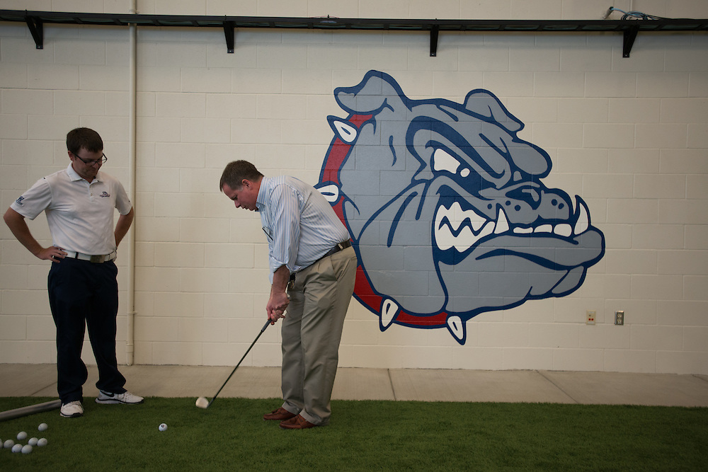 The Stevens Center, Gonzaga University&rsquo;s new state-of-the-art indoor tennis<br />