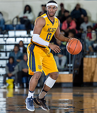 2016-17 A&T Men's Basketball vs Bethune-Cookmam
