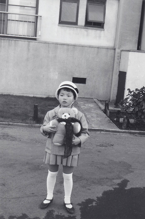 Japanese Vernacular or &quot;Found Photograph&quot;:<br /> <br /> Girl with teddy bear, mid 1960s Anonymous.<br /> <br /> - Vintage original gelatin silver print.<br /> - Size: 77 mm x 102 mm (3 in. x 4 3/8 in.).<br /> <br /> Price &yen;8000 JPY<br /> <br /> <br /> <br /> <br /> <br /> <br /> <br /> <br /> <br /> <br /> <br /> <br /> <br /> <br /> <br /> <br /> <br /> <br /> <br /> <br /> <br /> <br /> <br /> <br /> <br /> <br /> <br /> <br /> <br /> <br /> <br /> <br /> <br /> <br /> <br /> <br /> <br /> <br /> <br /> <br /> <br /> <br /> <br /> <br /> <br /> <br /> <br /> <br /> <br /> <br /> <br /> <br /> <br /> <br /> <br /> <br /> <br /> <br /> <br /> <br /> <br /> <br /> <br /> <br /> <br /> <br /> <br /> <br /> <br /> <br /> <br /> <br /> <br /> <br /> <br /> <br /> <br /> <br /> <br /> <br /> <br /> <br /> .