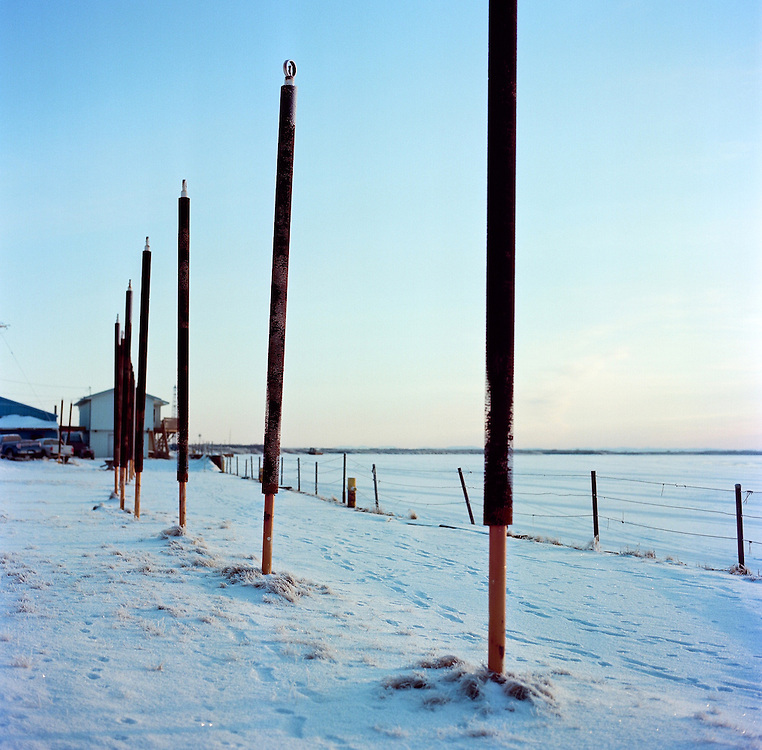 Bethel, Alaska. 2011
