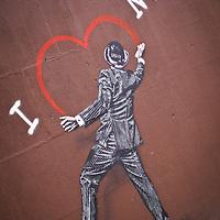 Banksy Art, New York City, NYC