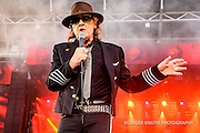 Udo Lindenberg - Keine Panik! Tournee 2016  im Red Bull Arena in Leipzig am 26.June 2016. Foto: Rüdiger Knuth