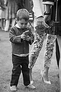 RIVER WINBERGH; SASKIA BOXFORD; ; , Cartier Queen's Cup final at Guards Polo Club, Windsor Great Park. 16 June 2013
