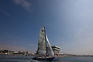 08_00415 © Sander van der Borch. Valencia - Spain,  May 18th 2008 . Extreme40 practice regatta.