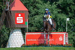 Anna Freskgård  (SWE) & Box Qutie - DHL Prize - Eventing Cross Country - CHIO Aachen 2018 - Aachen, Germany - 21 July 2018