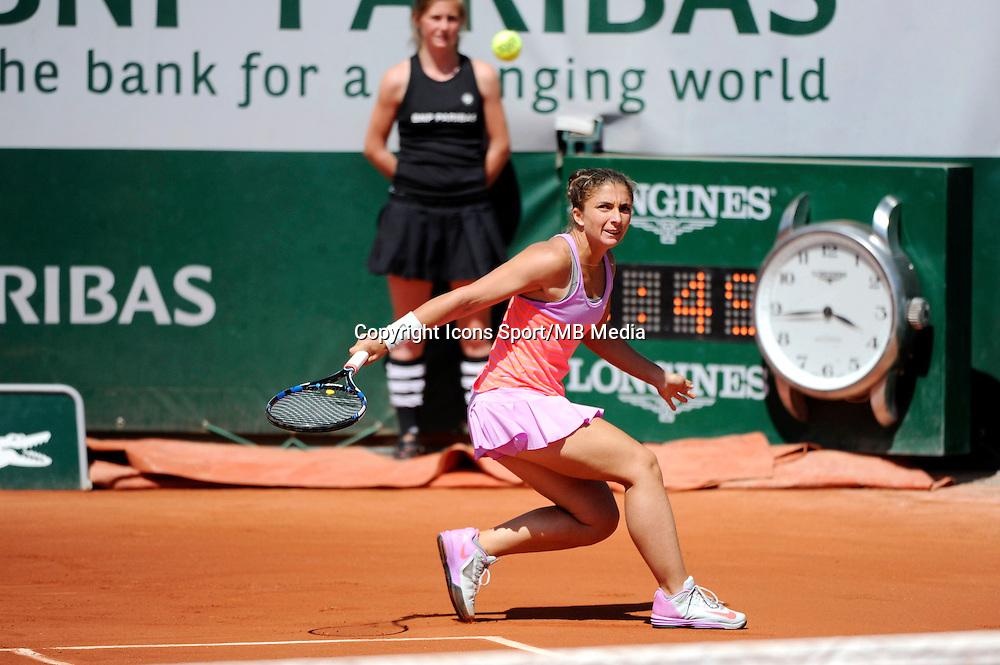 Sara ERRANI  - 01.06.2015 - Jour 9 - Roland Garros 2015<br /> Photo : Nolwenn Le Gouic / Icon Sport