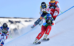 19.01.2019, Idre Fjall, Idre, SWE, FIS Weltcup Ski Cross, im Bild // during the FIS Ski Cross World Cup at the Idre Fjall in Idre, Sweden on 2019/01/19. EXPA Pictures © 2019, PhotoCredit: EXPA/ Nisse Schmidt<br /> <br /> *****ATTENTION - OUT of SWE*****