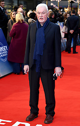 Kevin Hood attending the world premiere of The Guernsey Literary and Potato Peel Pie Society at the Curzon Mayfair, London. Photo credit should read: Doug Peters/EMPICS Entertainment