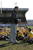 Leeds Premier Rugby Camp at Malton and Norton RFC. 20-2-06. Action Pictures