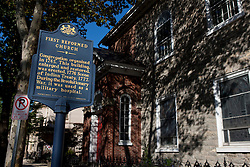 First Reformed Church, Easton, Pennsylvania, United States of America