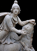 Roman, Statues, marble, 1st- 2nd Century AD
