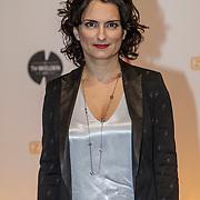 NLD/Amsterdam/20150302 - Uitreiking TV Beelden 2015, Carly Wijs