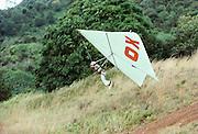 Brad hang gliding