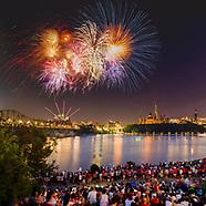 Canada Day 2018 Ottawa Ontario Canada