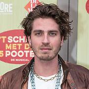 NLD/Amsterdam/20190414 - Premiere 't Schaep met de 5 Pooten, Dorian Bindels