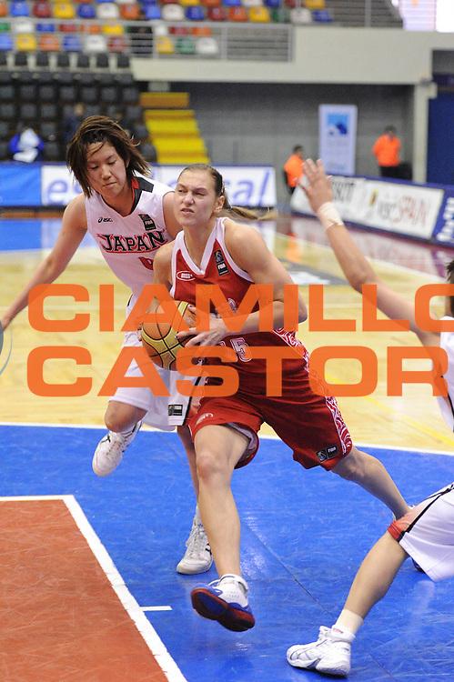 DESCRIZIONE : Chile Cile U19 Women World Championship 2011 Japan Russia Giappone<br /> GIOCATORE : Alexandra Stolyar<br /> SQUADRA : Russia<br /> EVENTO : Chile Cile U19 Women World Championship 2011 <br /> GARA : Japan Russia Giappone<br /> DATA : 31/07/2011<br /> CATEGORIA : palleggio<br /> SPORT : Pallacanestro <br /> AUTORE : Agenzia Ciamillo-Castoria/C.De Massis<br /> Galleria : Fiba U19 World Championship Women Chile 2011<br /> Fotonotizia : Chile Cile U19 Women World Championship 2011 Japan Russia Giappone<br /> Predefinita :