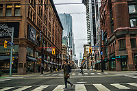 Yonge & Richmond Streets, Downtown Toronto