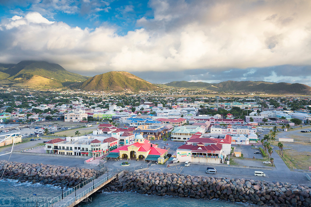 St Kitts in the Caribbean.<br />