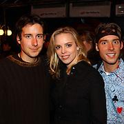 Russisch Kerstcircus 2003, Oscar, Mara + renzo Kazan