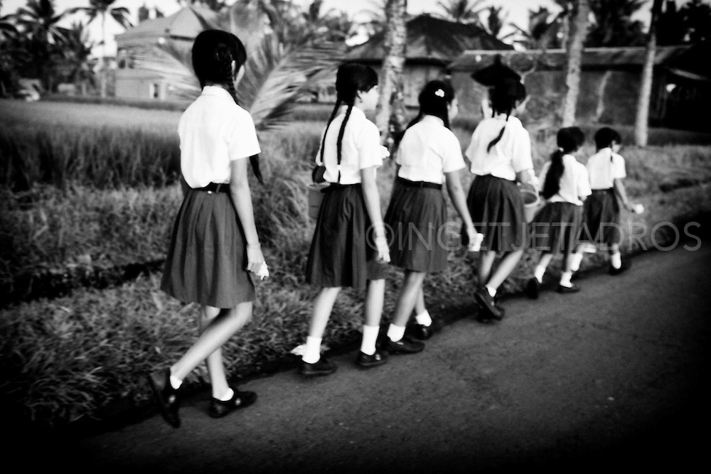 First day of school after a midterm break.<br />
