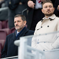 Hearts v St Johnstone…26.01.19…   Tynecastle    SPFL<br />