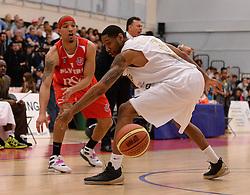 Greg Streete of Bristol Flyers - Photo mandatory by-line: Alex James/JMP - Mobile: 07966 386802 - 28/03/2015 - SPORT - Basketball - Bristol - SGS Wise Campus - Bristol Flyers v London Lions - British Basketball League