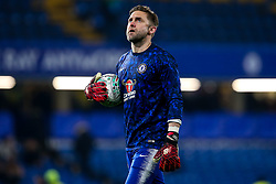 Robert Green of Chelsea - Mandatory by-line: Robbie Stephenson/JMP - 24/01/2019 - FOOTBALL - Stamford Bridge - London, England - Chelsea v Tottenham Hotspur - Carabao Cup