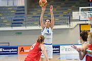 Frosinone, 24/05/2013<br /> Basket, Nazionale Italiana Femminile<br /> Amichevole<br /> Italia - Bulgaria<br /> Nella foto: chiara consolini<br /> Foto Ciamillo