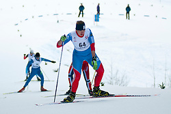 MILENINA Anna, RUS at the 2014 IPC Nordic Skiing World Cup Finals - Sprint
