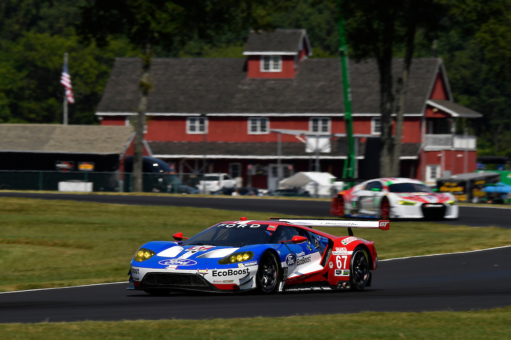 26-28 August, 2016, Alton, Virginia USA<br /> 67, Ford GT, GT, GTLM, Ryan Briscoe, Richard Westbrook<br /> &copy;2016, Scott R LePage <br /> LAT Photo USA