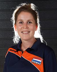 07-10-2017 NED: Portret zitvolleybalteam Oranje mannen 2017-2018, Doorn<br /> Nederland bereidt zich voor op het komende EK zitvolleybal /