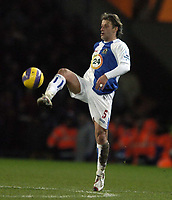 Photo: Jonathan Butler.<br />Blackburn Rovers v Liverpool. The Barclays Premiership. 26/12/2006.<br />Tugay of Blackburn Rovers.