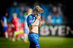 27.08.2017 Esbjerg fB - Nykøbing FC 1:3