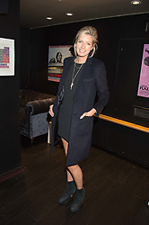 LUCY CARR-ELLISON at the Al Films and Warner Music Screening of Kill Your Friends held at the Curzon Soho Cinema, 99 Shaftesbury Avenue, London on 27th October 2015.