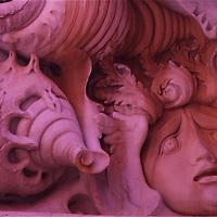 Sculpture of Drama
