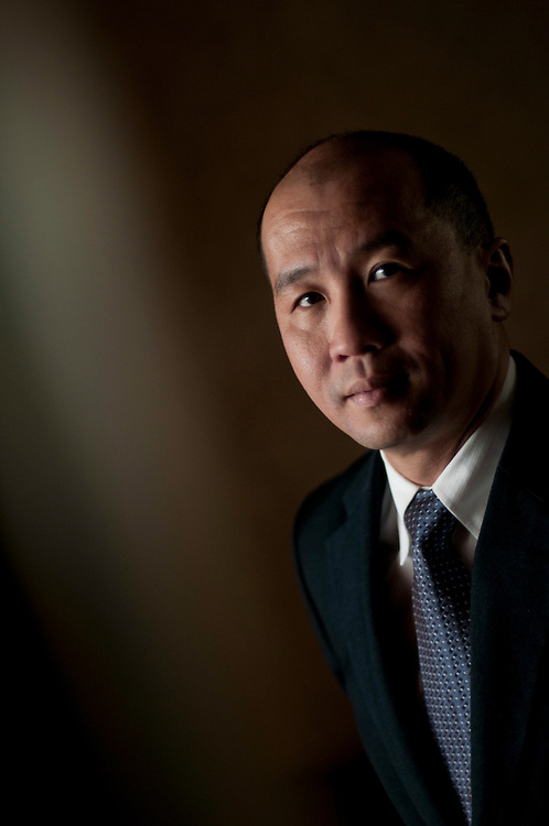 Yuen Kuan Moon, CMO SingTel..Photographer: Chris Maluszynski /MOMENT