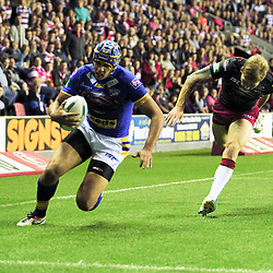 Wigan Warriors v Leeds Rhinos | Superleague | 5 September 2013