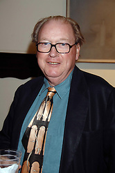 LORD McALPINE OF WEST GREEN at the Sotheby's Summer Party 2007 at their showrooms in New Bond Street, London on 4th June 2007.<br />