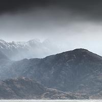The Skye Cuillin from Elgol, Isle of Skye