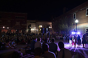 The Merrimanders perform at College Night in Town on May 1, 2013.