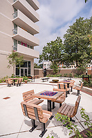 Architectural Image of the Brentwood Apts in Baltimore City by Jeffrey Sauers of Commercial Photographics, Architectural Photo Artistry in Washington DC, Virginia to Florida and PA to New England