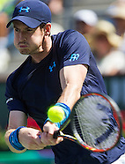 Tennis: BNP Paribas Open 2015 Andy Murray vs Feliciano Lopez