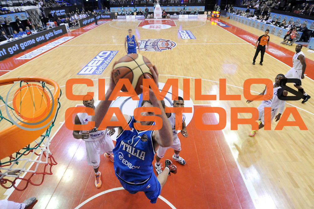 DESCRIZIONE : Biella Beko All Star Game 2012-13<br /> GIOCATORE : Daniele Magro<br /> CATEGORIA : special tiro schiacciata<br /> SQUADRA : Italia Nazionale Maschile<br /> EVENTO : All Star Game 2012-13<br /> GARA : Italia All Star Team<br /> DATA : 16/12/2012 <br /> SPORT : Pallacanestro<br /> AUTORE : Agenzia Ciamillo-Castoria/C.De Massis<br /> Galleria : FIP Nazionali 2012<br /> Fotonotizia : Biella Beko All Star Game 2012-13<br /> Predefinita :