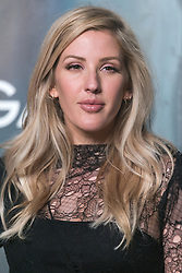 © Licensed to London News Pictures. 26/04/2017. London. ELLIE GOULDING attends the Omega party celebrating 60 Years of the Speedmaster watch. Photo credit: Ray Tang/LNP