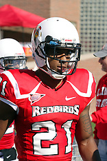 Otis Merrill  Illinois State Redbird Football Photos